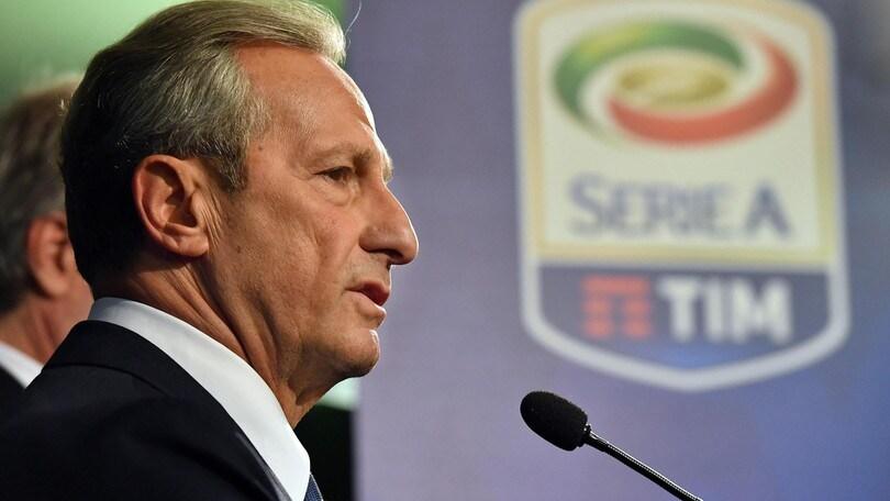 Miccichè dà le dimissioni da presidente della Lega Calcio
