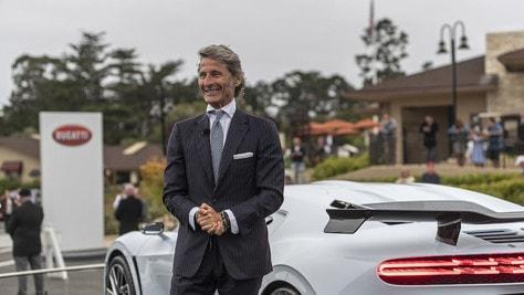 Bugatti, GT elettrico o crossover come secondo modello