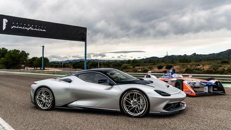 Pininfarina Battista, nuovi modelli in uscita e Hyperdrive Experience in pista