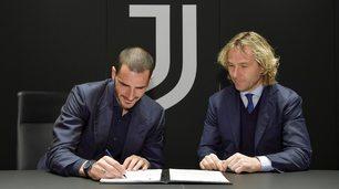 Bonucci-Juve, ufficiale il rinnovo fino al 2024