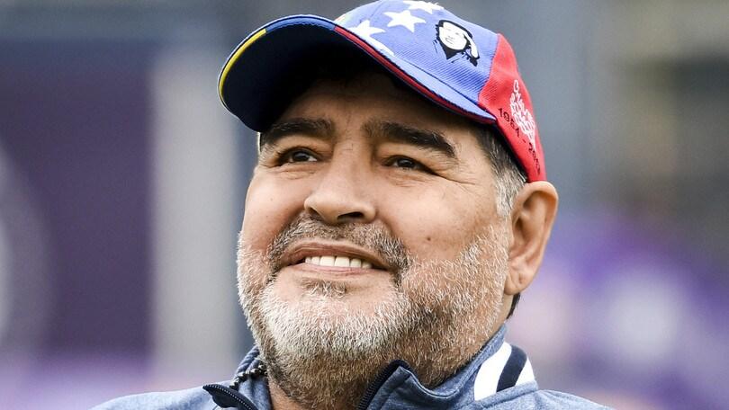 Maradona lascia la panchina del Gimnasia La Plata