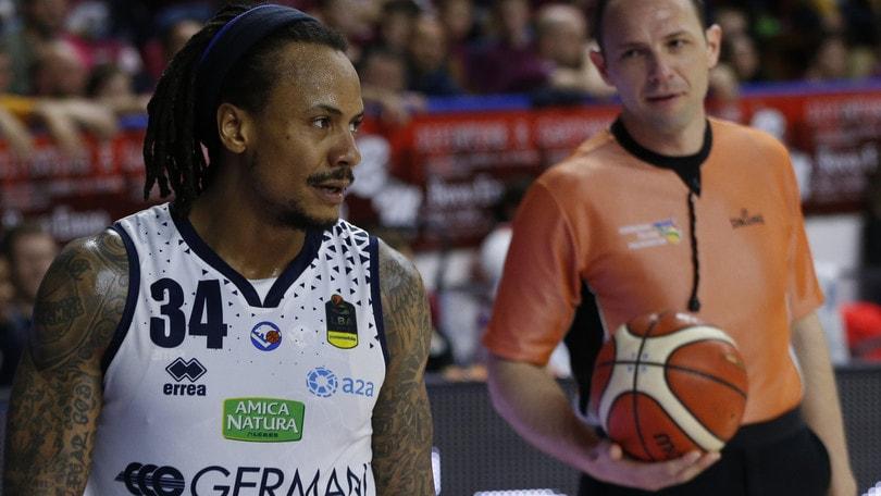 Eurocup: Brescia, Moss ed Horton non bastano. Il Cedevita si impone 73-62