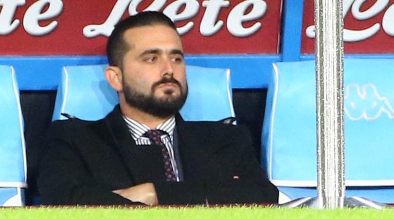"Napoli, Edoardo De Laurentiis: ""I giocatori devono avere rispetto"""