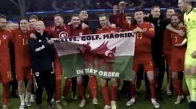 Galles, golf e poi il Madrid: Real, bufera su Bale