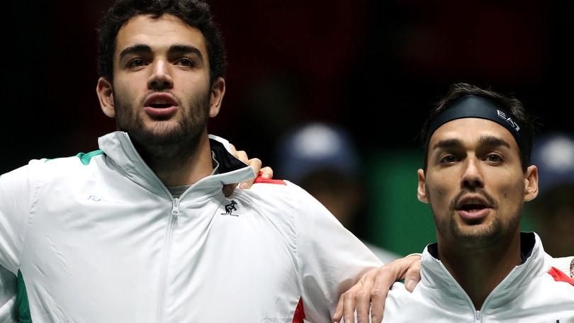 Coppa Davis, Italia-Stati Uniti: orario e dove vederla in tv