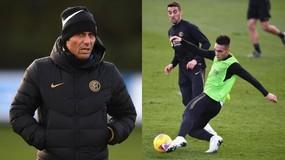 Inter, Lautaro Martinez in grande forma sotto gli occhi di Conte