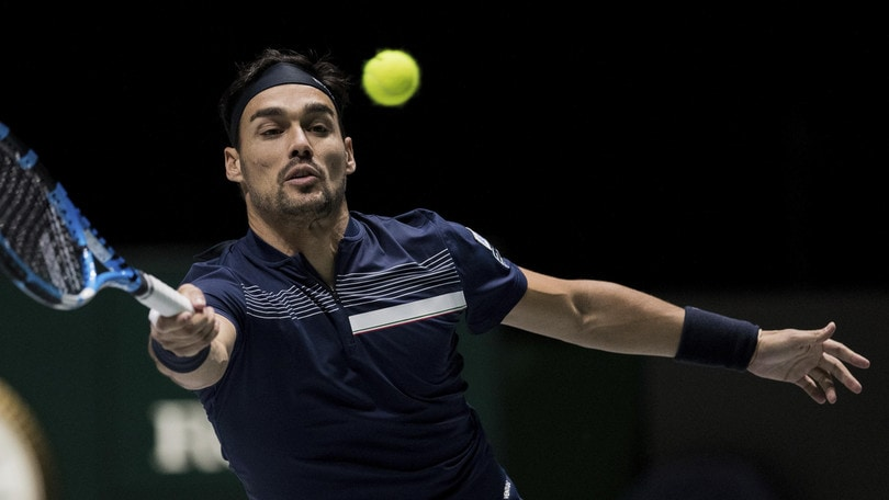 Coppa Davis, Fognini batte Opelka al terzo set. Italia avanti con gli Stati Uniti