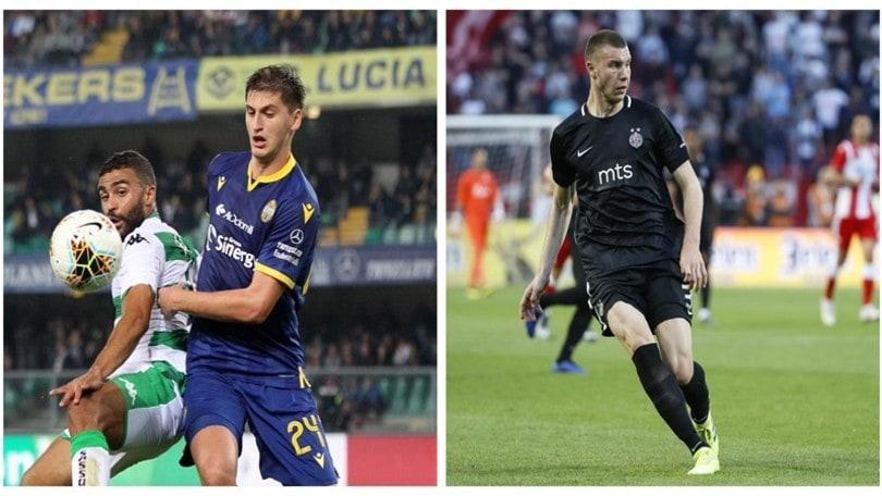 Lazio, Kumbulla e Pavlovic nel mirino: ecco i difensori del futuro