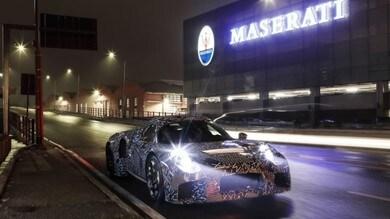 Maserati Supersportiva, le FOTO