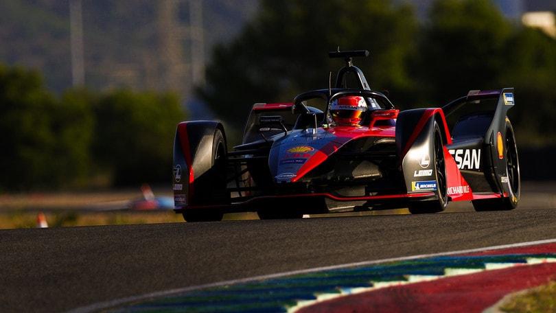Formula E: Buemi, Nissan competitiva con il nuovo MGU
