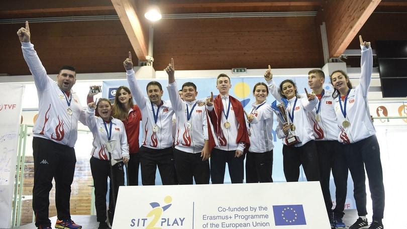 La Turchia vince la 1a edizione di Sit2Play