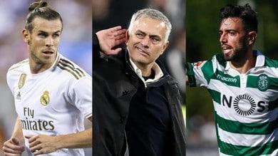 """""""Mourinho-Tottenham, la lista degli obiettivi: due 'italiani' nel mirino"""""""