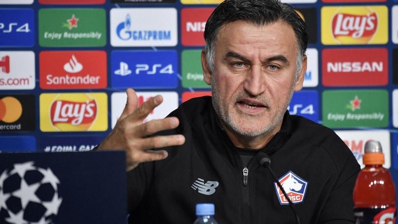 """Mourinho attaccato dal tecnico del Lille: """"Che classe nel soffiarmi lo staff"""""""