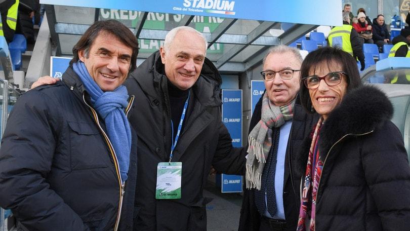 Lutto Sassuolo: muore la vicepresidentessa Spazzoli, era la moglie di Squinzi