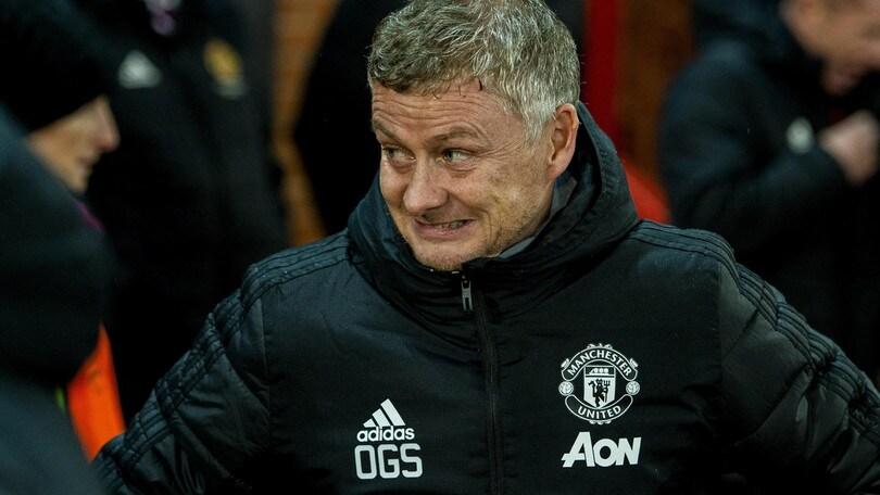 """United, Solskjaer: """"Pochettino? Nessun fastidio, penso al mio lavoro"""""""