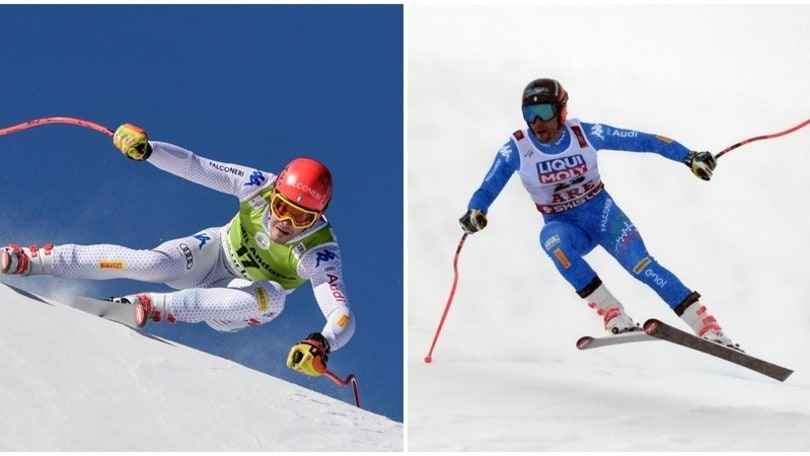 Coppa del Mondo, Innerhofer e Marsaglia salteranno libera e SuperG di Lake Louise