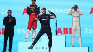 Formula  E, ePrix Riad: tutti gli scatti di Gara 1