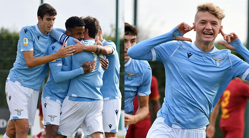 Derby Primavera, Shehu e Anderson fanno volare la Lazio