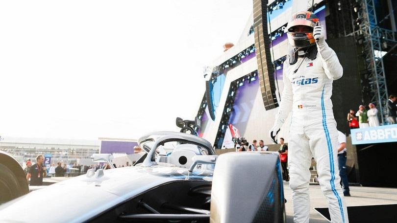 Formula E, Gara 2: Guenther cede a Vandoorne il podio all'ePrix di Riad