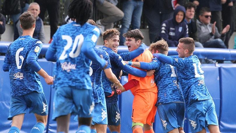 Primavera, colpo Empoli in casa della Sampdoria: 2-0 firmato Lipari e Merola