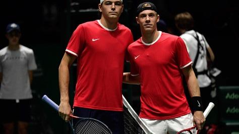 Coppa Davis, il Canada è la prima finalista
