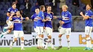 Festa Sampdoria, Gabbiadini e Ramirez ribaltano l'Udinese