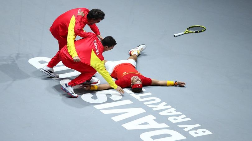 Coppa Davis, vince la Spagna di Nadal