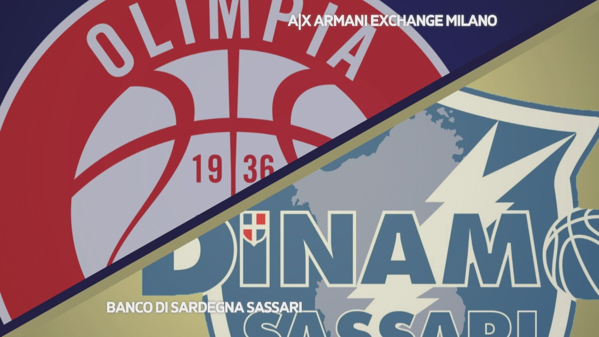 A|X Armani Exchange Milano - Banco di Sardegna Sassari 90-78