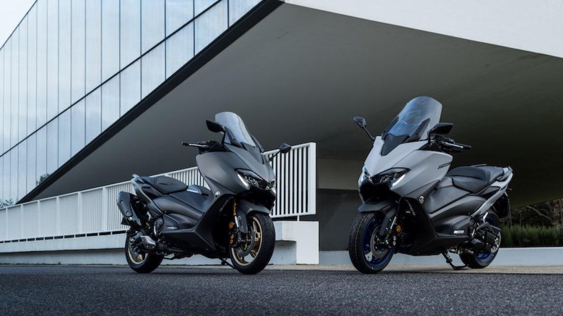 Prova Yamaha TMAX 560, le immagini