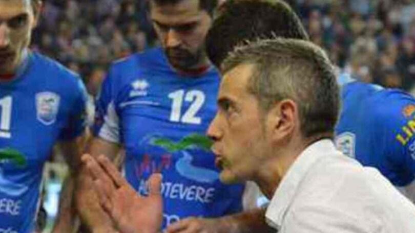 Marco Fenoglio è il nuovo allenatore di Bergamo