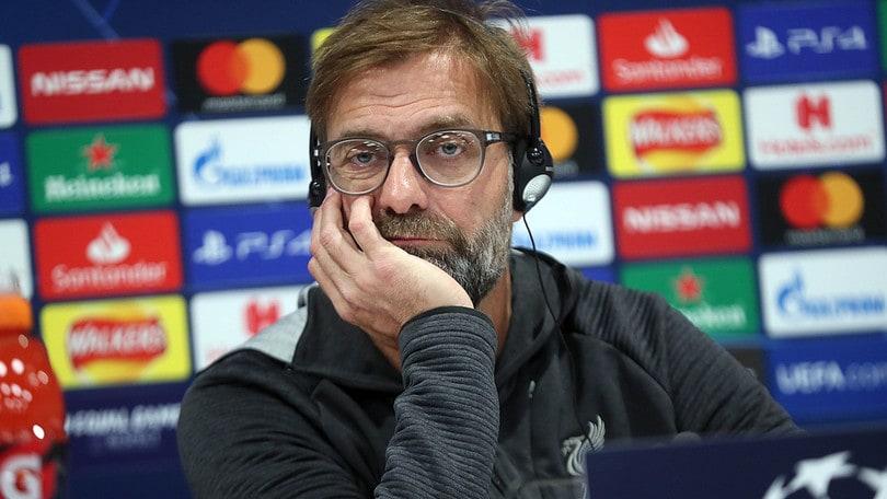 Liverpool, Klopp non si fida: