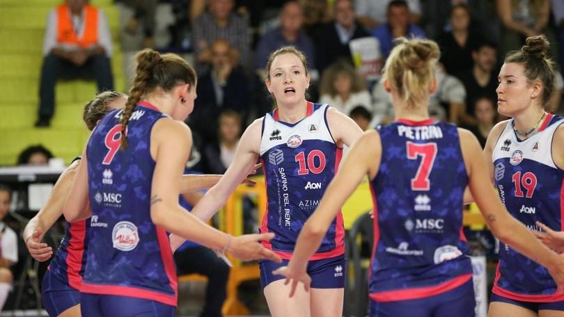 Champions Femminile, Scandicci sfida a Siena il Kaliningrad