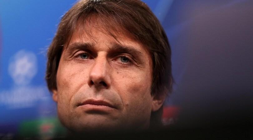 """Conte: """"Inter, vietato piangerci addosso. Serve solo vincere"""""""