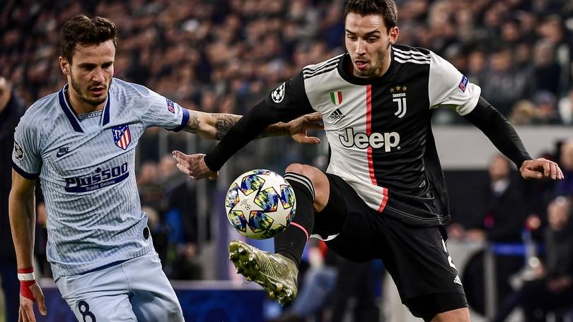 Juventus-Atletico Madrid 1-0, il tabellino