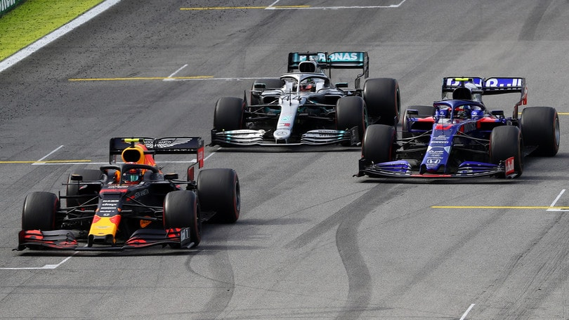 F1: la Honda resta in pista fino al 2021