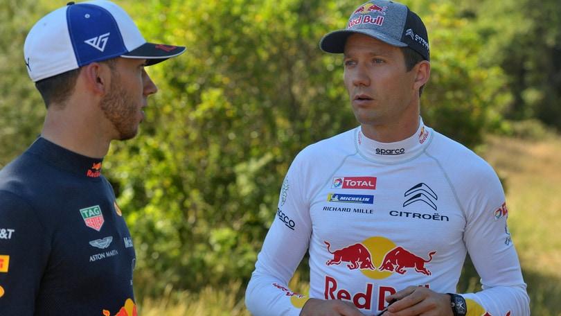 Rally: la Toyota ingaggia Sebastien Ogier per il 2020