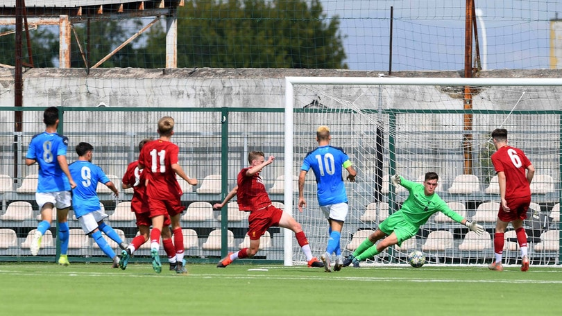 Youth League, Napoli sommerso dal Liverpool: vincono i Reds 7-0