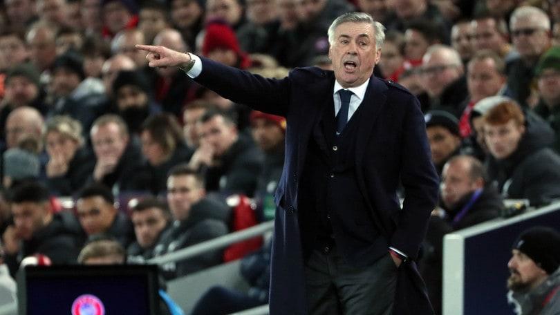 """Ancelotti: """"Napoli vivo e vegeto. Disgelo? C'è già…"""""""