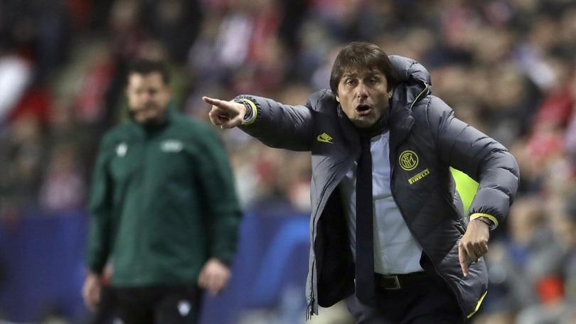 Inter, Conte punta il Barcellona:
