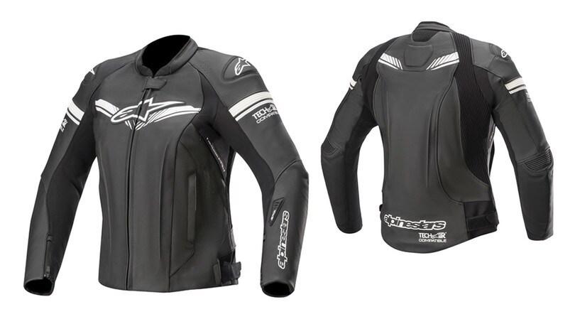 Alpinestars Stella, la giacca per le motocicliste
