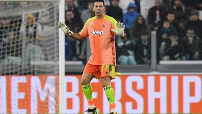 Juve, Buffon: