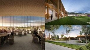 Fiorentina, ecco come sarà il nuovo centro sportivo