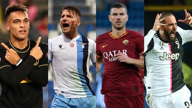 Serie A: tutte le probabili formazioni della 14ª giornata