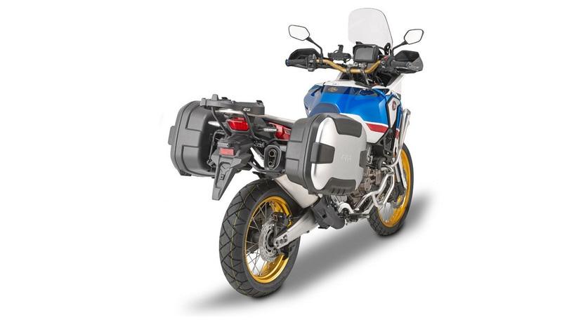 GIVI Trekker II 35, la nuova serie di valigie per moto e scooter