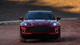 Aston Martin DBX: le immagini