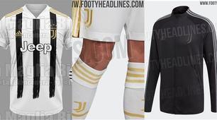 Juve, ecco il primo kit 2020-21. Svelate maglia e pantaloncini