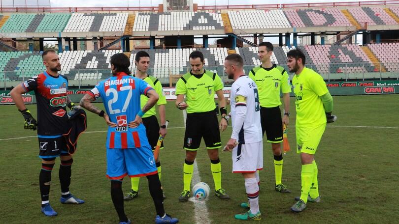 Serie C, cambio d'orario per 5 gare della 18ª giornata