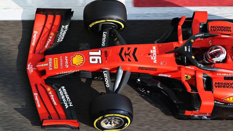 """Leclerc: """"Fatichiamo nell'ultimo settore, ma sono fiducioso"""""""
