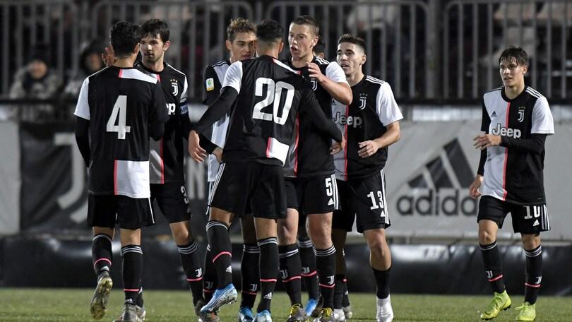 Primavera Sampdoria-Juve 0-2, decidono Petrelli e Sene