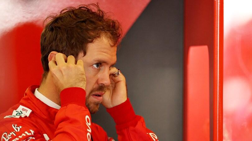 Ferrari, Sebastian Vettel: